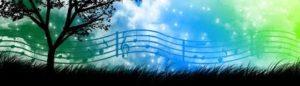 música e natureza