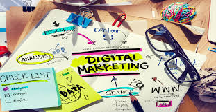 novo marketing digital